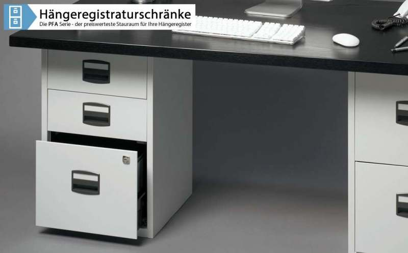 Bisley Home Office Hängeregistraturschrank: PFA-Serie | Bisley-Shop.de