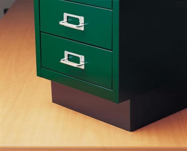 ERSATZ: Standardsockel für Multidrawer DIN A3 Schubladenschränke
