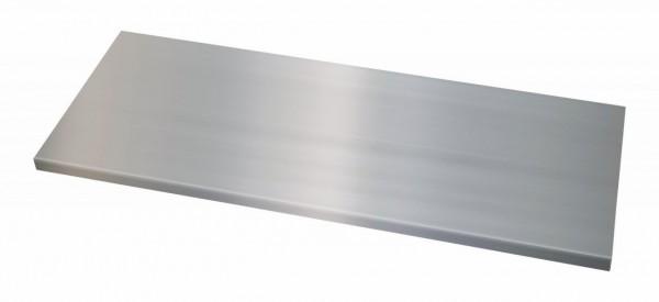 Fachboden (verzinkt) mit Lateralhängevorrichtung für Tiefe 500 mm