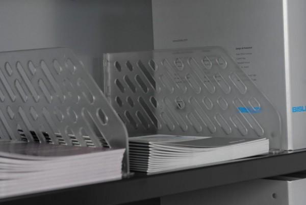 Fachteiler aus Kunststoff - 5er Set
